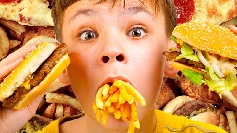 Are There Really Links Between Fast Foods and Health Problems?